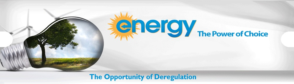 Energy Deregulation